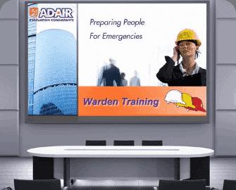 Evacuation Webinar Training - Adair Evacuation Consultants
