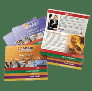 Helpful Emergency Guides - Evacuation & Warden Equipment - Adair Evacuation Consultants