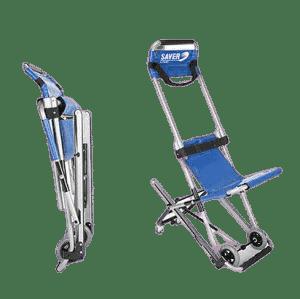 Evacuation chairs - Evacuation & Warden Equipment - Adair Evacuation Consultants