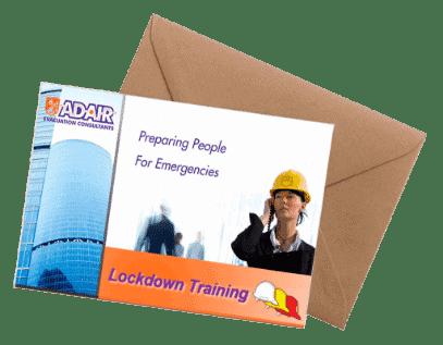Lockdown Training New Online Course - Evacuation & Emergency Management - Adair Evacuation Consultants