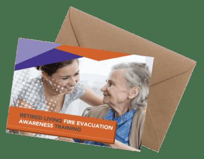 Retired living fire evacuation awareness training - Evacuation & Emergency Management - Adair Evacuation Consultants