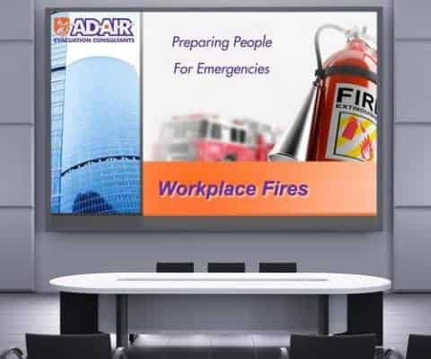 Evacuation & Warden Training - Adair Evacuation Consultants