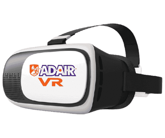 VR Training - Evacuation & Emergency Management - Adair Evacuation Consultants