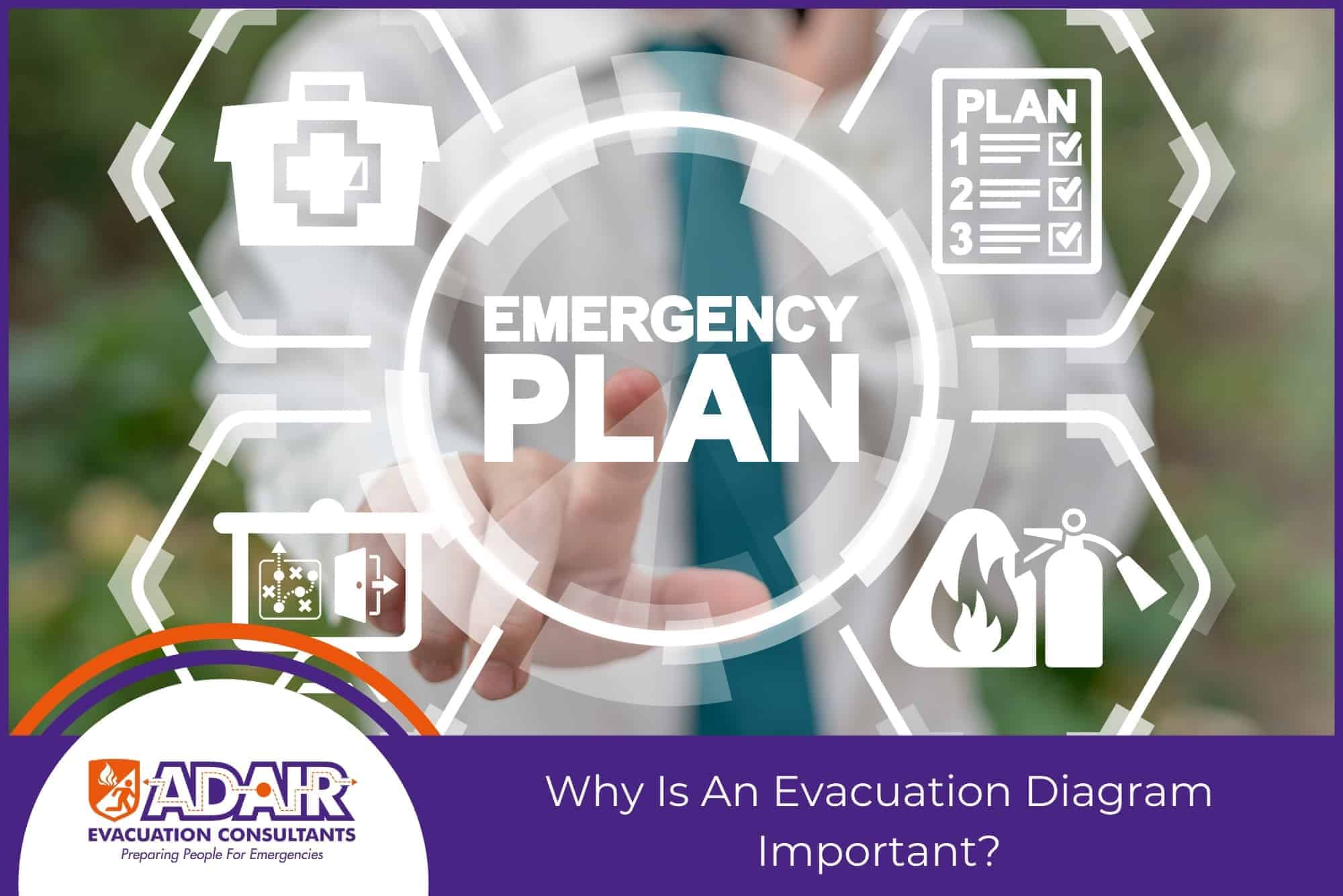 Why Is An Evacuation Diagram Important