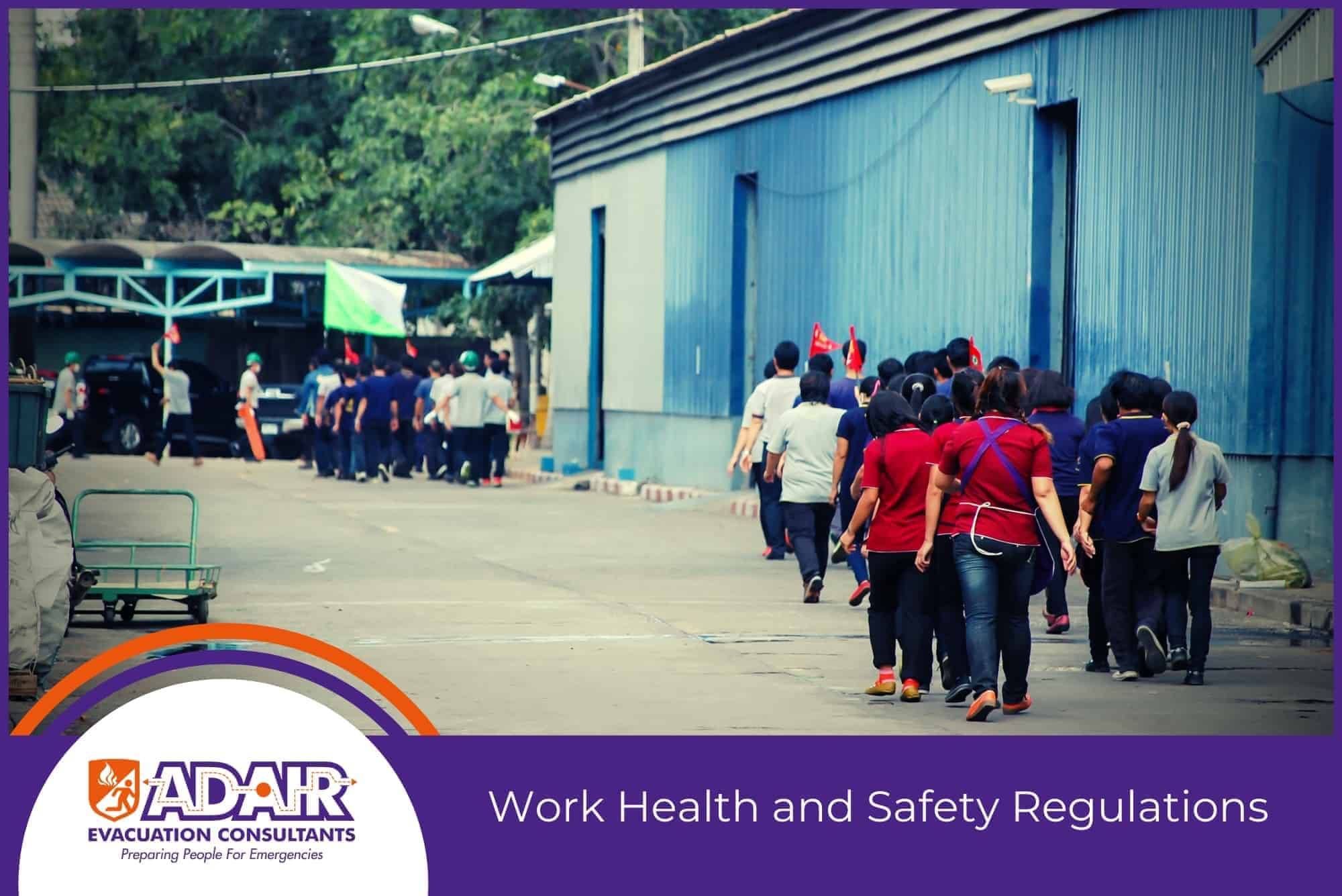 Work Health and Safety Regulations